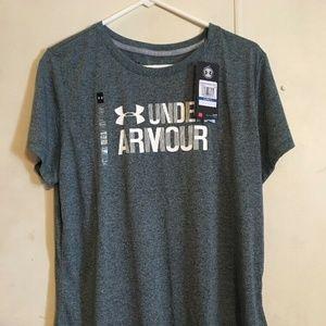 Under Armour Tops - Under Armour Womens Threadborne Twist Graphic Shor